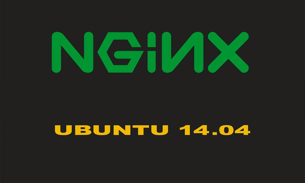 Ubuntu-14.04&Nginx搭建静态文件服务器